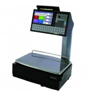 Ishida - Uni-5-EV Elevated Display touch screen printer scale