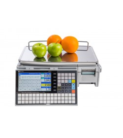 Ishida - Uni-7 bench touch screen printer scale