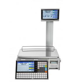 Ishida - Uni-7 Pole touch screen printer scale