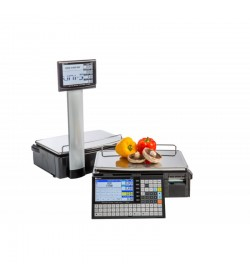 Ishida - Uni-5 Pole touch screen printer scale