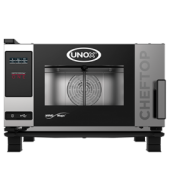 UNOX - Cheftop Mind.Maps XEVC-0311-E1R One Electric Combi Steam Oven