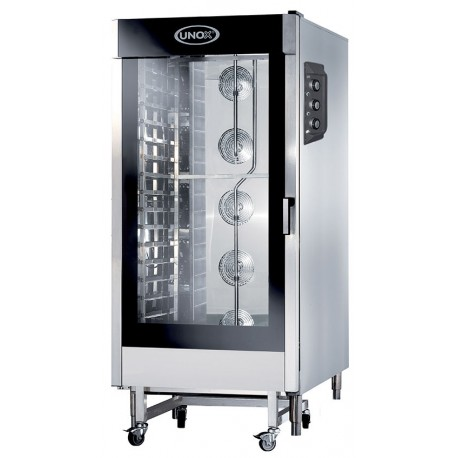 UNOX - Cheflux XV-4093 - Electric Steam Oven