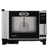Unox - Bakertop MindMaps XEBC-04EU-E1R – One Electric Combi Steam Oven