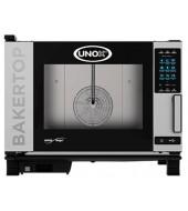 UNOX – Bakertop MindMaps XEBC-04EU-EPR – Plus Electric Combi Steam Oven
