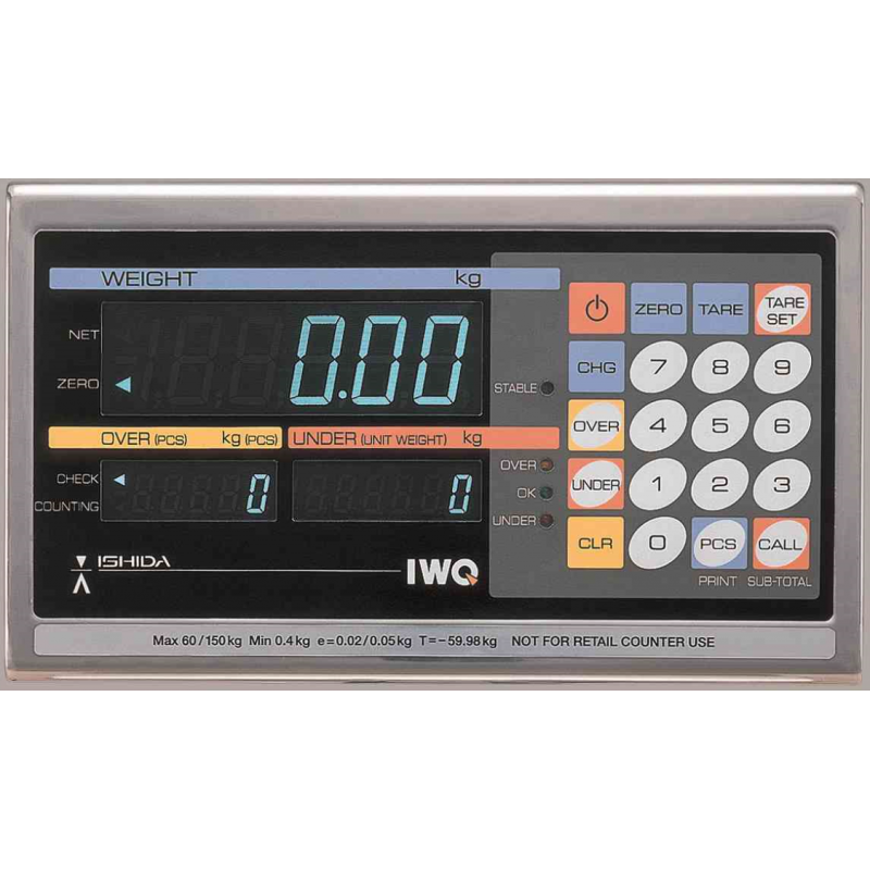 Ishida Iwq Series Platform Scale Perth Scale Amp Slicer