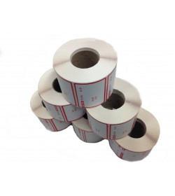 THERMAL SCALE LABELS - generic