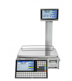 Ishida - Uni-7 Pole touch screen printer scale