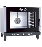 UNOX - Cheflux XV-393- Electric Combi Steam Oven